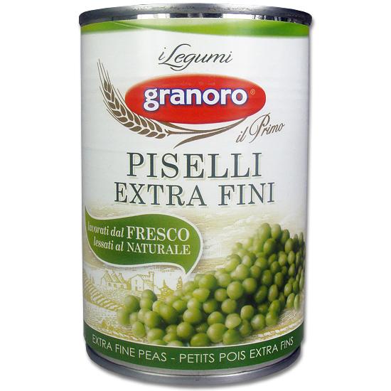 Piselli Extra Fini 400 g GRANORO