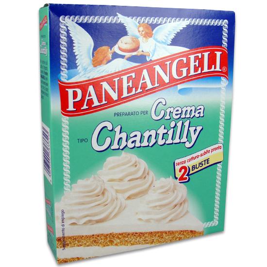 Paneangeli Crema Chantilly 114 g