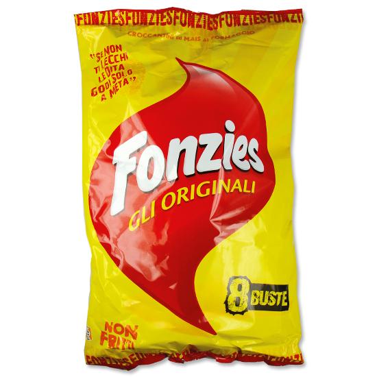 Fonzies / Maissnack mit Käse 188 g