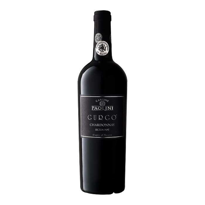 """Chardonnay 0,75 L """"Gurgo"""" CANTINA PAOLINI"""