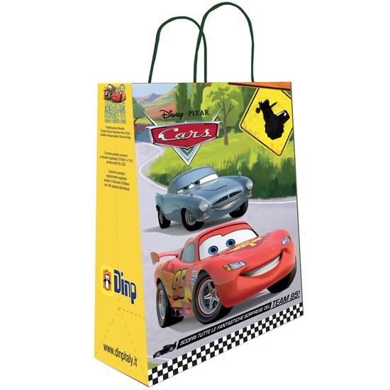 Cars Busta Regalo / Überraschungstüte DINP