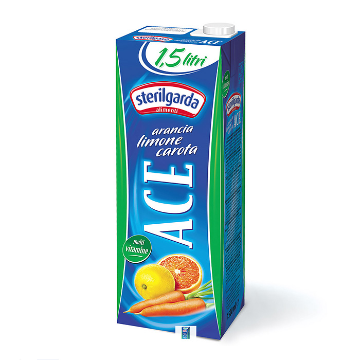 Succo Ace / Multivitaminsaft 1,5 L STERILGARDA
