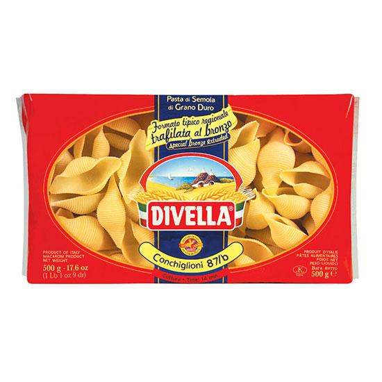 Divella 87b Conchiglioni / Nudeln 500 g