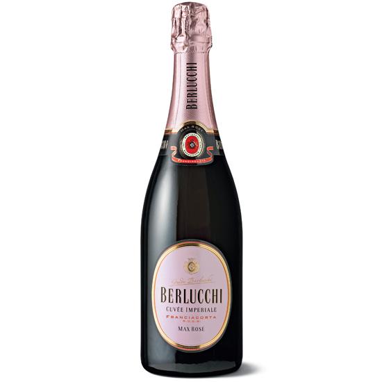 Berlucchi Cuvée Imperiale Max Rosé 0,75 L Franciacorta