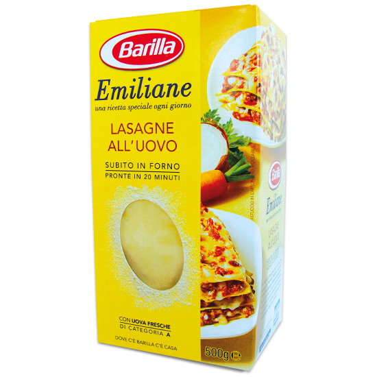 Barilla 199 Lasagne 500 g