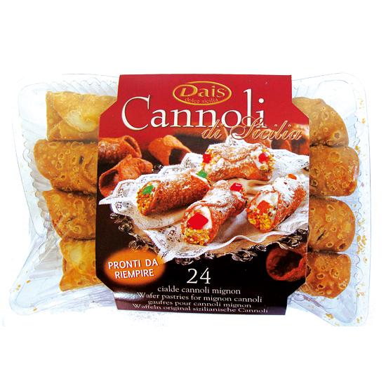 Cannoli Piccoli 250 g DAIS