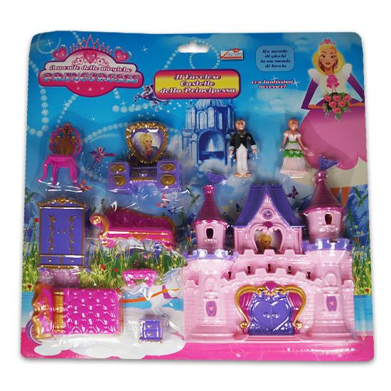 Il Favoloso Castello Principessa / Märchenschloss GENERAL TRADE