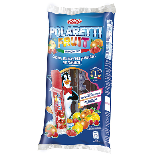 Polaretti Fruit 400 ml DOLFIN