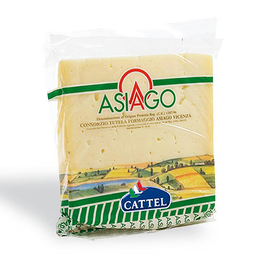 Asiago Fresco 250 g CATTEL
