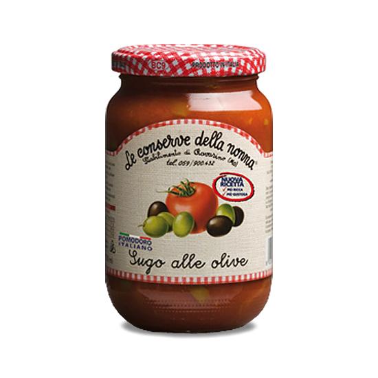 Sugo alle Olive 350 g Le Conserve della Nonna