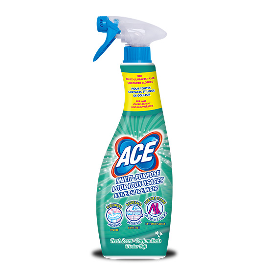 Ace Gentile Spray Universale + Sgrassatore 650 ml