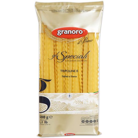 Granoro 6 Tripoline Speciali 500 g