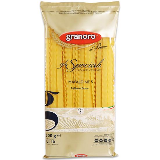 Granoro 5 Mafaldine Speciali 500 g