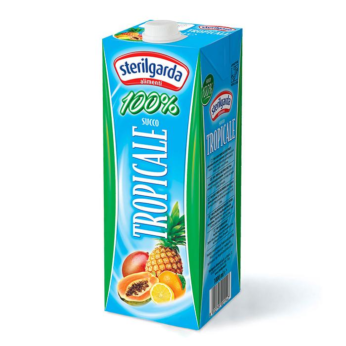 Succo e Polpa Tropical / Exotischer Fruchtsaft 1 L STERILGARDA