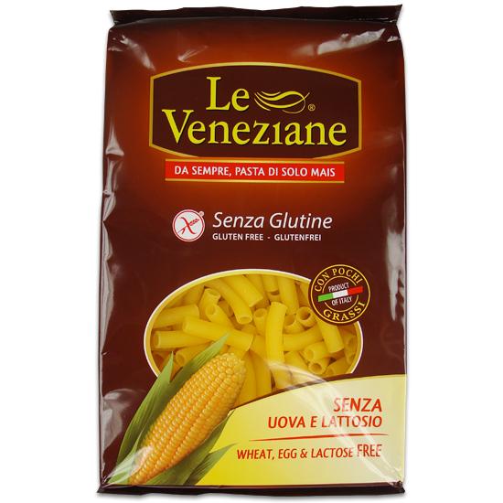 Tubetti Rigate 250 g Glutenfrei LE VENEZIANE