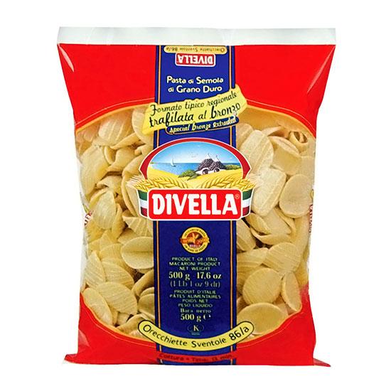 Divella 86a Orecchiette Sventole / Nudeln 500 g