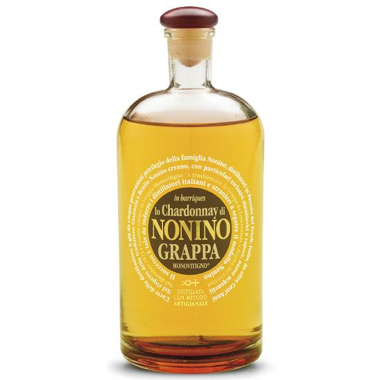 Grappa Bianco Lo Chardonnay 0,7 L NONINO