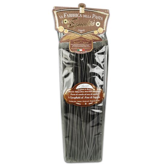 e Spaghetti al Nero di Seppia 500 g GRAGNANO
