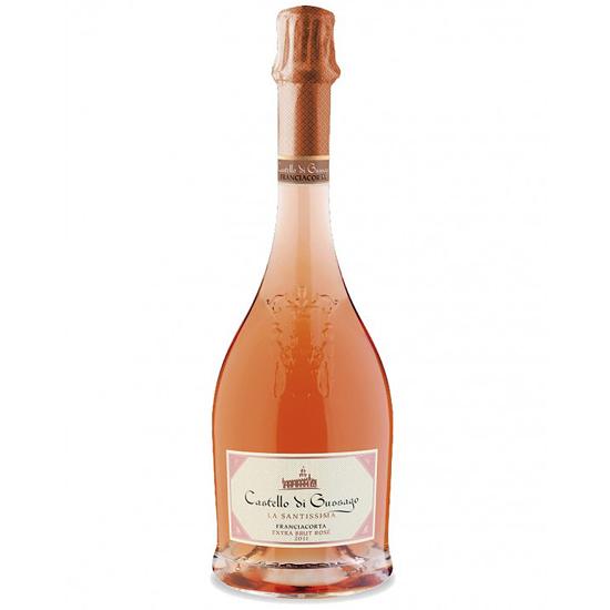 Franciacorta Extra Brut Rosé 0,75L CASTELLO DI GUSSAGO