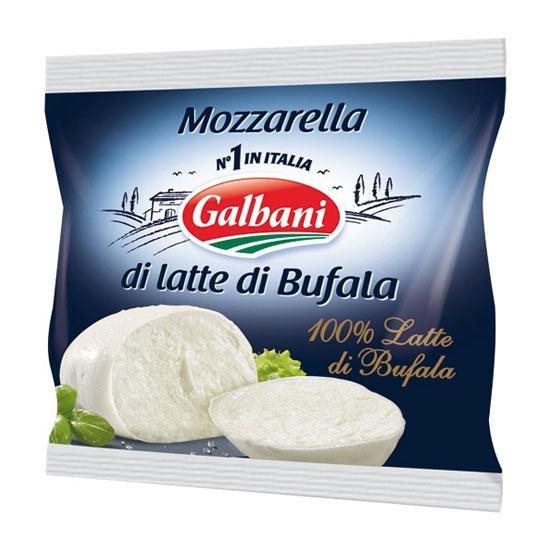 Mozzarella di Bufala Santa Lucia 125 g GALBANI