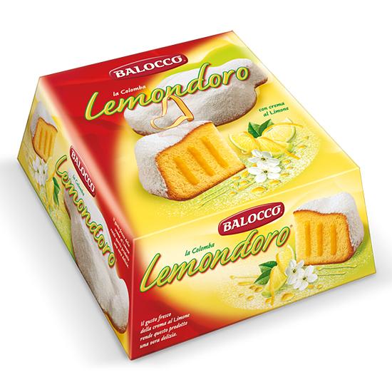 Colomba Lemondoro 750 g BALOCCO