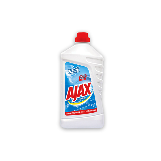 Ajax Optimal 7 Multisuperficie Freschezza Intensa / Putzmittel 1 l