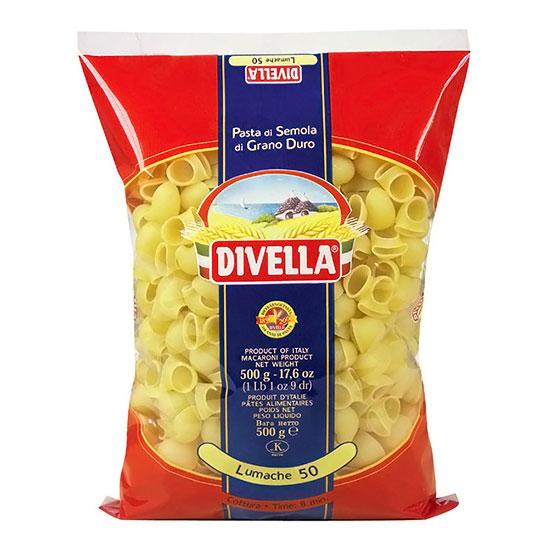 Divella 50 Lumache / Nudeln 500 g