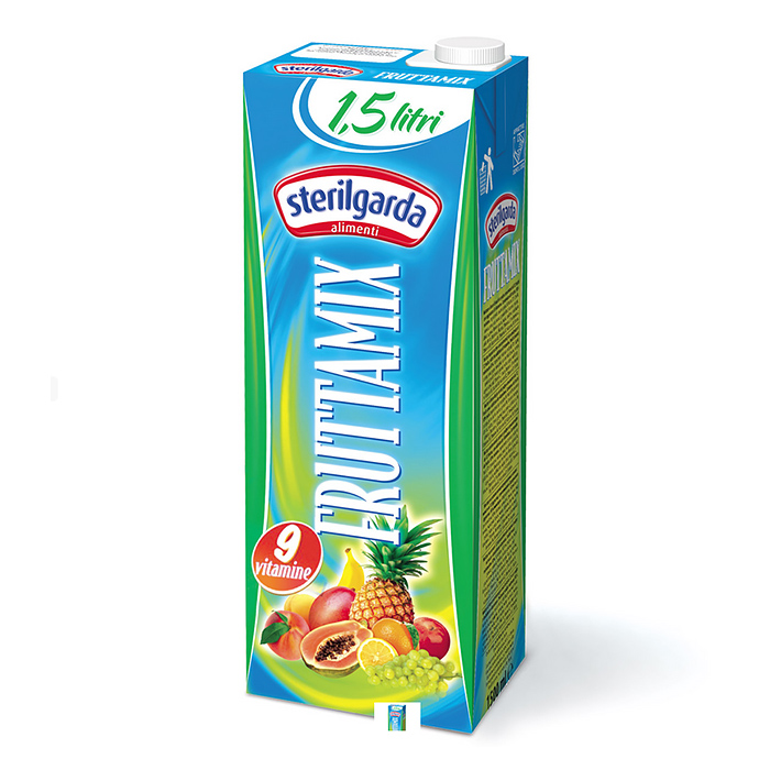 Succo Frutta Mix / Exotischer Fruchtsaftmix 1,5 L STERILGARDA