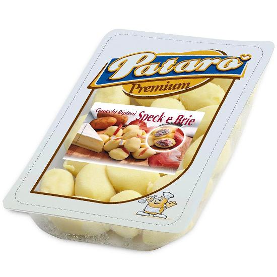 Gnocchi Speck e Brie / Gnocchi mit Speck und Brie 400 g PATARO
