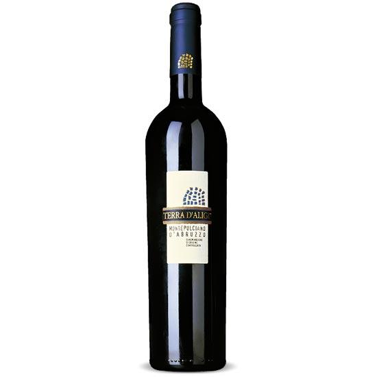 Montepulciano D'Abruzzo 0,75 L TERRE D'ALIGI