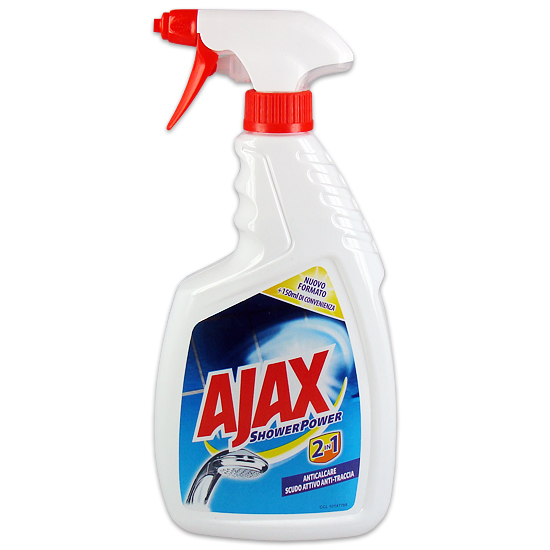Ajax Shower Power 750 ml