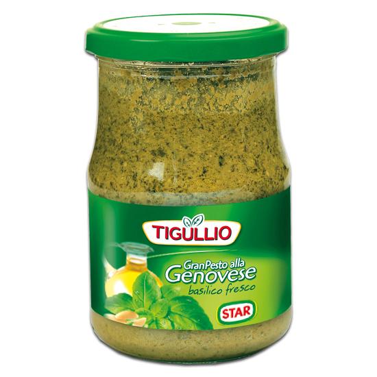 Pesto Genovese 500 g TIGULLIO
