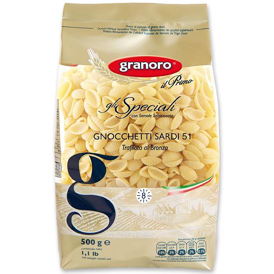 Granoro 51 Gnocchetti Sardi Speciali 500 g