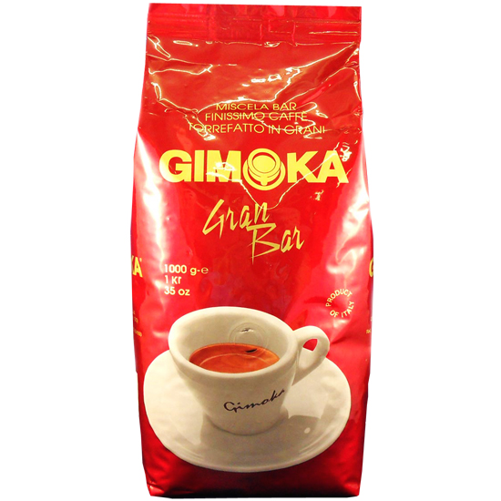Gimoka Caffé Bohnen 1 Kg