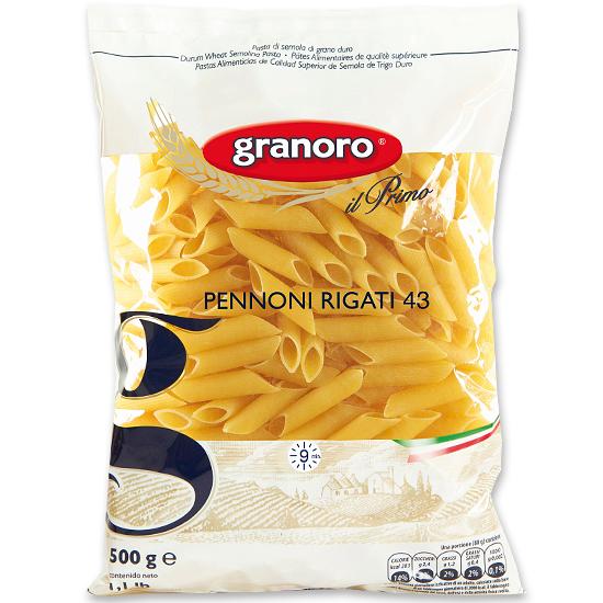 Granoro 43 Pennoni Rigati 500 g