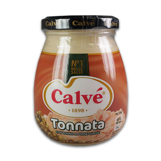 CALVE´ Tonnata 250 ml