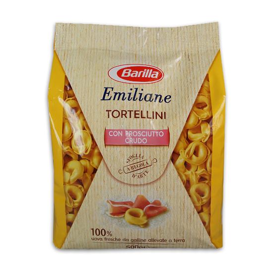Tortellini con Prosciutto Crudo / Tortellini mit Schinken gefüllt 500 g BARILLA
