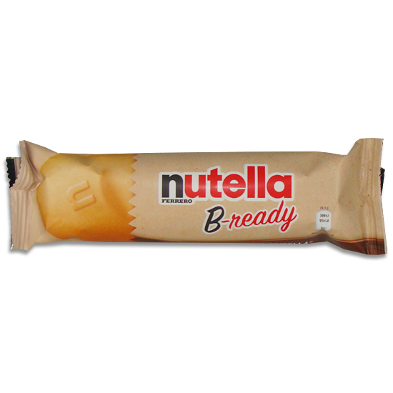 Nutella B-Ready 20 g FERRERO