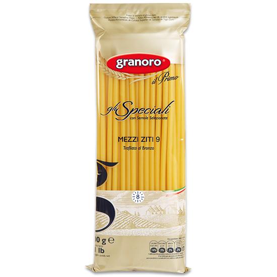 Granoro 9 Mezzi Ziti Speciali 500 g