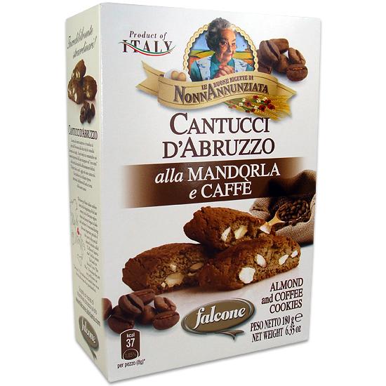 Cantucci Mandorla e Caffè 180 g FALCONE