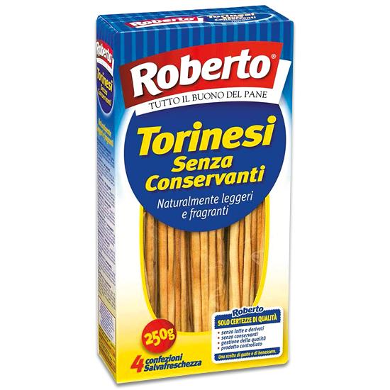 Grissini Torinesi 250 g ROBERTO