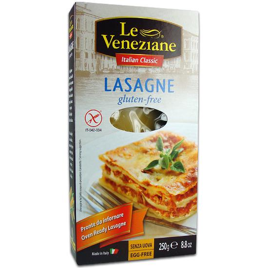 Lasagne 250 g Glutenfrei LE VENEZIANE