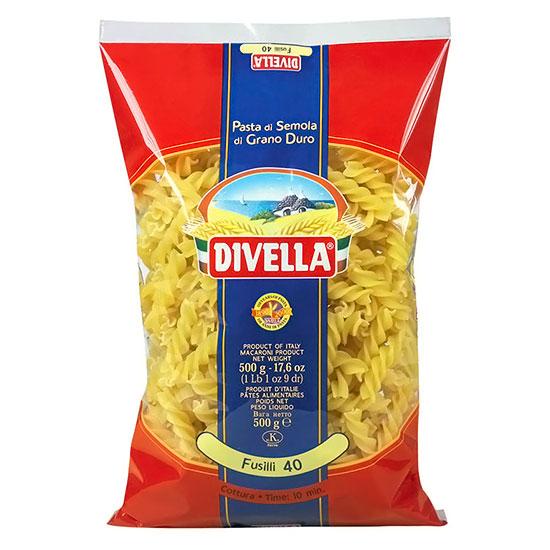 Divella 40 Fusilli / Nudeln 500 g