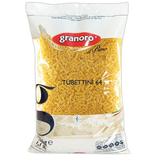 Granoro 64 Tubettini 500 g
