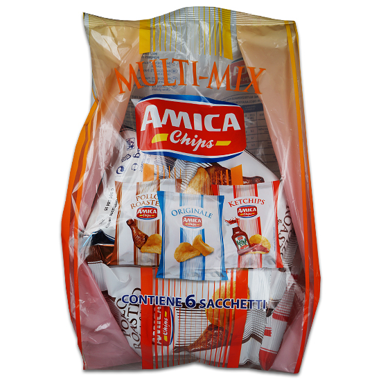 Multi-Mix Multipack 150g AMICA CHIPS