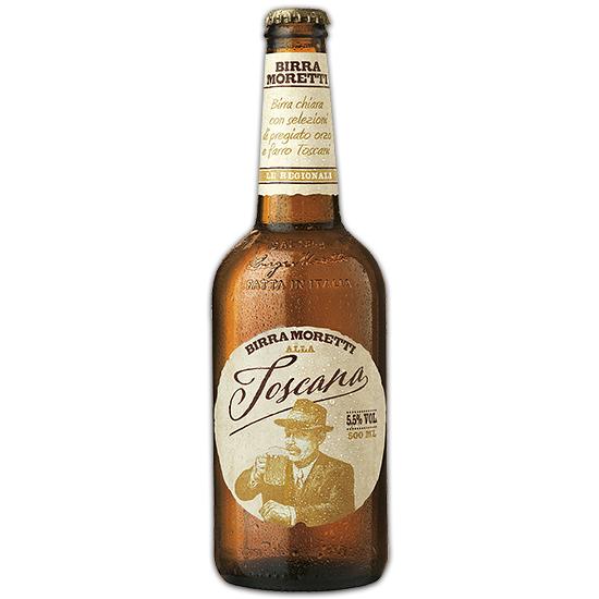 Birra Moretti alla Toscana 500 ml
