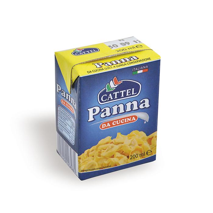 Panna da Cucina / Kochsahne 200 ml CATTEL-3888