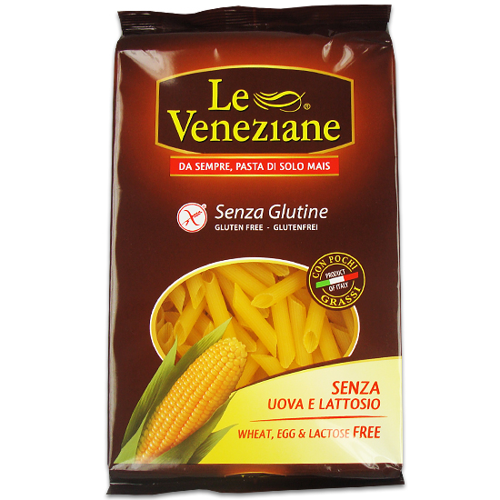 Penne Rigate 250 g Glutenfrei LE VENEZIANE