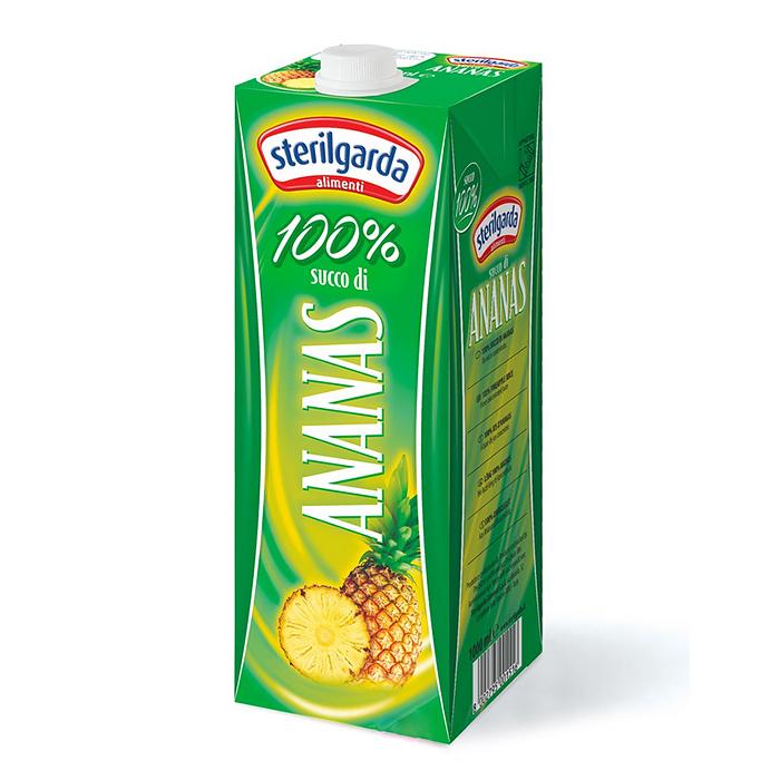Succo e Polpa Ananas 1 L STERILGARDA / Ananassaft