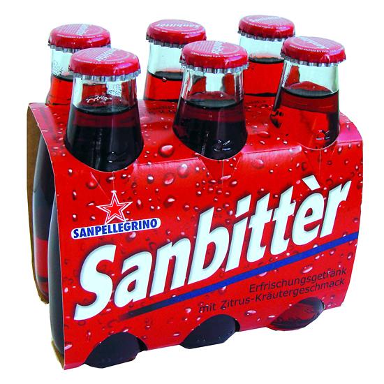 Sanbitter 6 x 9,8 cl SAN PELLEGRINO